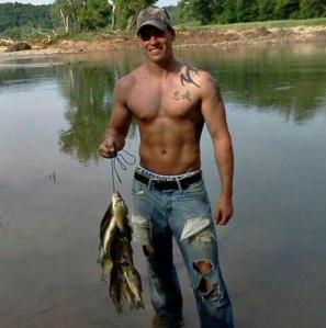 Hot Fish Guy