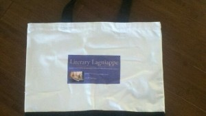 Literary Lagniappe bag