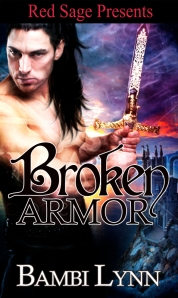 Broken Armor Cover