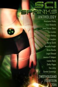 Sci Spanks cover