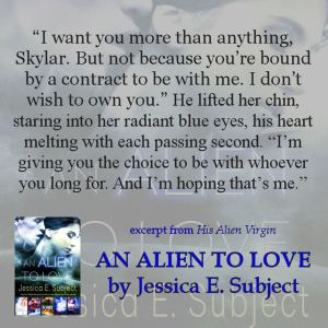 An Alien to Love teaser 11